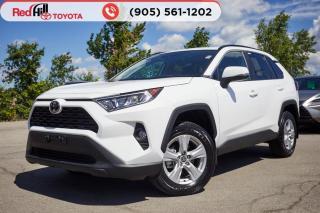 New 2021 Toyota RAV4 XLE for sale in Hamilton, ON