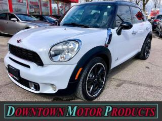 Used 2011 MINI Cooper Countryman ALL4 S for sale in London, ON