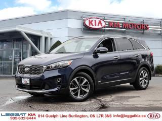Used 2020 Kia Sorento EX+ DEMO/ AWD / 2.99% FINANCE O.A.C/PANORAMIC SUNROOF/ 360 DEGREE CAMERA/BLIND SPOT/NAVIGATION/UVO I for sale in Burlington, ON
