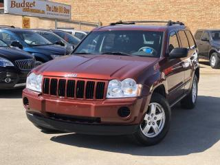 Used 2007 Jeep Grand Cherokee Laredo 4X4, CRUISE CONTROL, DRIVER POWER SEAT, AUX & MORE for sale in Saskatoon, SK