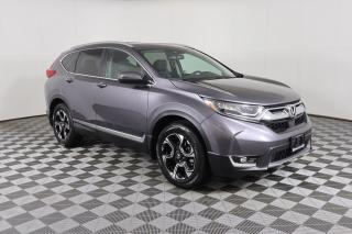 Used 2019 Honda CR-V Touring 1 OWNER - NO ACCIDENTS | AWD | NAVI | LEATHER | MOONROOF for sale in Huntsville, ON