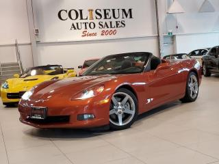 Used 2005 Chevrolet Corvette CONVERTIBLE-AUTOMATIC-NAVIGATION-HUD-91KM for sale in Toronto, ON