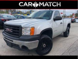Used 2010 GMC Sierra 1500 2 DOOR / NO ACCIDENTS for sale in Cambridge, ON