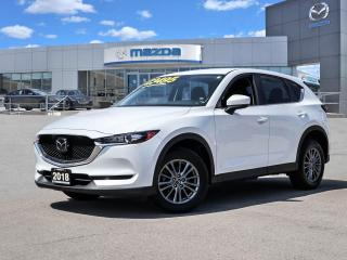 Used 2018 Mazda CX-5 GX-AWD, I-ACTIV SAFETY PKG, NAVI, BLUETOOTH for sale in Hamilton, ON