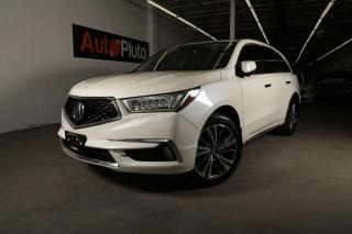 Used 2017 Acura MDX SH-AWD 4DR ELITE PKG for sale in North York, ON