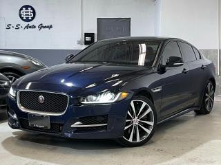 Used 2018 Jaguar XE 35T R-SPORT AWD|NAV|R. CAM|BSM|LANE DEP|R. COLL| for sale in Oakville, ON
