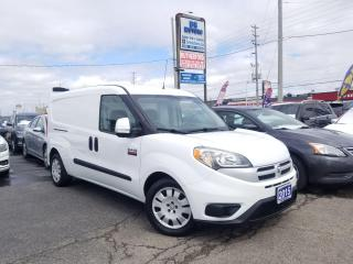Used 2015 RAM ProMaster No accidents | Low Km's | SLT | Certified for sale in Brampton, ON