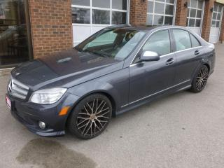 Used 2008 Mercedes-Benz C-Class 3.0L for sale in Weston, ON