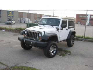 Used 2013 Jeep Wrangler SPORT for sale in Toronto, ON