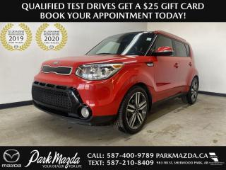 Used 2014 Kia Soul SX-2 for sale in Sherwood Park, AB