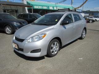 Used 2010 Toyota Matrix MATRIX for sale in Vancouver, BC