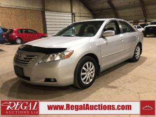 Used 2007 Toyota Camry XLE 4D Sedan for sale in Calgary, AB