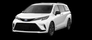 New 2021 Toyota Sienna XSE 7-Pass for sale in Pickering, ON