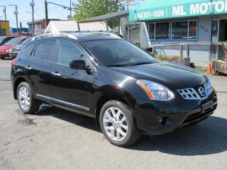 Used 2011 Nissan Rogue SL for sale in Vancouver, BC