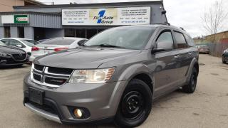 Used 2013 Dodge Journey R/T Navi/DVD/Backup Cam/ 7 pass. for sale in Etobicoke, ON