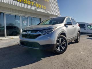 Used 2018 Honda CR-V LX AWD! Alloy Wheels! Heated Seats! Adaptive Cruise! for sale in Kingston, ON