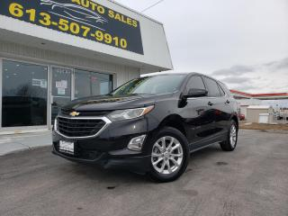 Used 2019 Chevrolet Equinox 1LT AWD! Heated Seats! Tinted Windows! Trailer Hitch! for sale in Kingston, ON