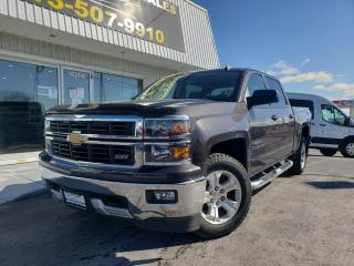 Used 2015 Chevrolet Silverado 1500 2LT TRUE NORTH PACKAGE! 4X4! for sale in Kingston, ON
