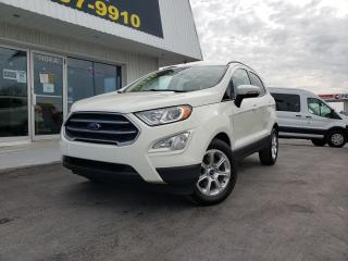 Used 2020 Ford EcoSport SE Super Low KMS!!! Practically New!!! Heated Seats!!! for sale in Kingston, ON