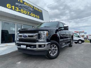 Used 2019 Ford F-250 XLT PREMIUM PACKAGE DIESEL! for sale in Kingston, ON