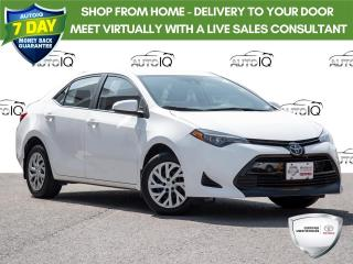 Used 2019 Toyota Corolla VERY AFFORDABLE TRANSPORTATION for sale in Welland, ON