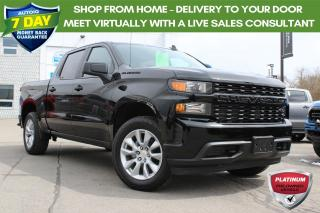 Used 2021 Chevrolet Silverado 1500 Custom ONLY 150KMS!! LIKE NEW for sale in Hamilton, ON