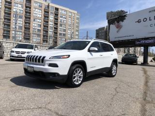 Used 2017 Jeep Cherokee North NO ACCIDENTS!!! Remote Starter for sale in North York, ON