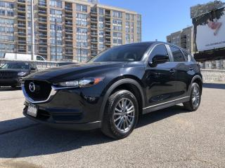 Used 2018 Mazda CX-5 GS No Accidents, AWD, Push to Start Engine Button, Exterior Parking Camera Rear, Heated Front Seats, He for sale in North York, ON