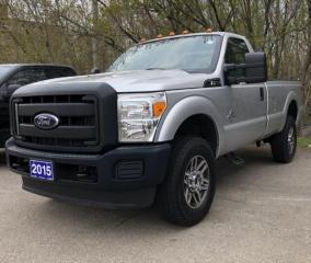 Used 2015 Ford F-250 Super Duty SRW FX4 for sale in Brockville, ON