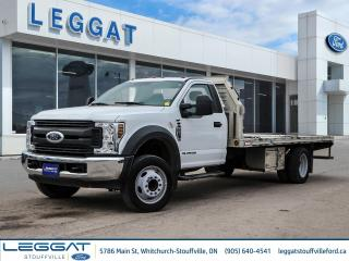 Used 2018 Ford F-550 Chassis for sale in Stouffville, ON