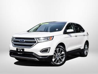 Used 2017 Ford Edge TITANIUM - AWD - HANDS FREE LIFTGATE for sale in Surrey, BC
