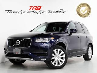 Used 2017 Volvo XC90 T6 MOMENTUM I 7-PASS I NAV I PANO I APPLE CARPLAY for sale in Vaughan, ON