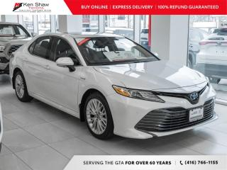 Used 2018 Toyota Camry Hybrid for sale in Toronto, ON
