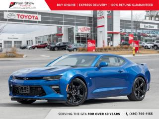 Used 2017 Chevrolet Camaro 2SS for sale in Toronto, ON