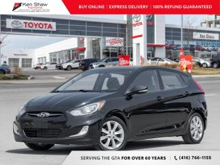 Used 2012 Hyundai Accent for sale in Toronto, ON