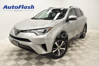 Used 2018 Toyota RAV4 LE AWD *BLIND-SPOT *MAGS *CAMERA *EXTRA CLEAN! for sale in Saint-Hubert, QC