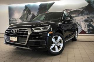 Used 2018 Audi Q5 2.0T Technik + Pano Roof | Nav | Virtual Cockpit for sale in Whitby, ON