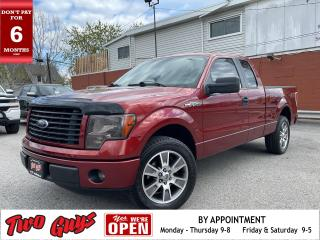 Used 2014 Ford F-150 STX | 6 Pass | 20 Inch Mags | Sync | 3.7L V6 for sale in St Catharines, ON