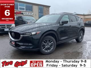 Used 2019 Mazda CX-5 GS | Htd Leather | Pwr Hatch | Bluetooth | B/Up Ca for sale in St Catharines, ON