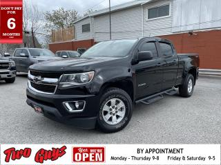 Used 2017 Chevrolet Colorado 3.6L V6 | 4WD Crew | Tow Pkg | Remote Start | for sale in St Catharines, ON