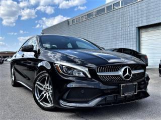 Used 2018 Mercedes-Benz CLA-Class CLA 250 Coupe for sale in Brampton, ON