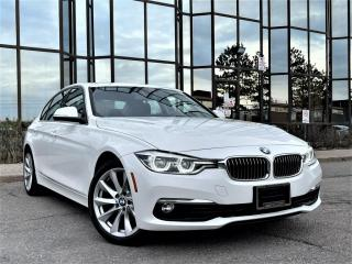 Used 2017 BMW 3 Series 320i xDrive AWD for sale in Brampton, ON