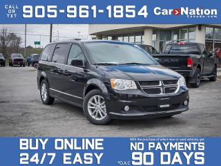 Used 2020 Dodge Grand Caravan Premium Plus| BRAND NEW| DVD| NAVI| for sale in Burlington, ON