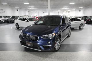 Used 2017 BMW X1 XDRIVE28i NO ACCIDENTS I NAVIGATION I PANOROOF I PUSH START for sale in Mississauga, ON
