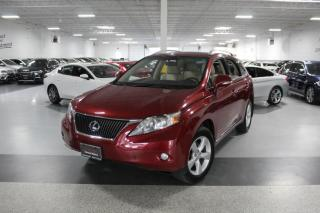 Used 2012 Lexus RX 350 LEATHER I SUNROOF I HEATED SEATS I PUSH START I POWER TRUNK for sale in Mississauga, ON