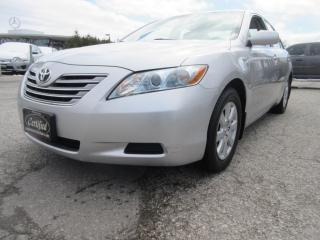 Used 2009 Toyota Camry HYBRID ACCIDENT FREE for sale in Newmarket, ON