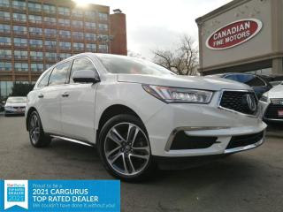 Used 2017 Acura MDX 7 PASS | NAVI PKG | LEATHER | AWD | ROOF | CAM | BLUE TOOTH for sale in Scarborough, ON