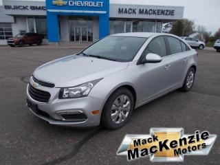 Used 2015 Chevrolet Cruze LT for sale in Renfrew, ON