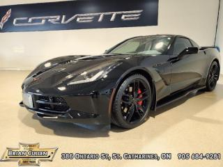 Used 2018 Chevrolet Corvette Stingray Z51  - Low Mileage for sale in St Catharines, ON