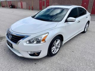 Used 2015 Nissan Altima 2.5 SL | NAVI | BACK UP CAM | LANE ASSIST for sale in Barrie, ON